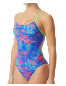 TYR Women's Canvas Cutoutfit Swimsuit