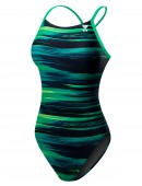 TYR Women's Lumen Cutoutfit Swimsuit