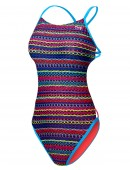 TYR Girls' Morocco Mojave Cutoutfit
