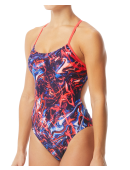 TYR Women's Penello Cutoutfit Swimsuit