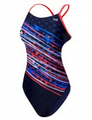TYR Girls' Victorious Cutoutfit Swimsuit
