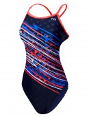 TYR Girls' Victorious Diamondfit Swimsuit