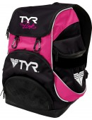 TYR Pink Alliance Team Mini Backpack