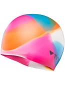 TYR Kaleidoscope Silicone Adult Swim Cap