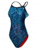 TYR Girls' Burano Crosscutfit Tieback Swimsuit