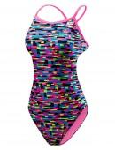 TYR Girl's Drift Crosscutfit Tieback Swimsuit