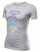 "TYR Women's ""Going Places"" Graphic Tee"