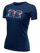 "TYR Women's ""Loosen Up"" Graphic Tee"