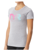 "TYR Women's ""Ombre Team TYR"" Graphic Tee"