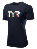 "TYR Men's ""Primary"" Graphic Tee"