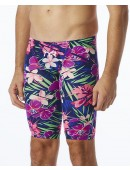 TYR Men's Avictor Lava High Jammer Swimsuit