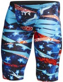 TYR Men's Avictor Omaha Nights Jammer