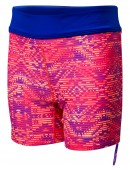 TYR Girls' Conquest Della Boyshort