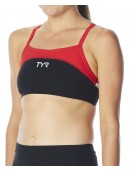 TYR Women's Carbon Thin Strap Bra