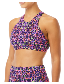 TYR Women's Kira Top- Carnivale