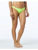TYR Women's Solid Micro Bikini Bottom