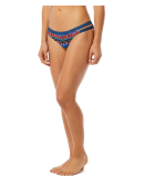 TYR Women's Santa Fe Cove Mini Bikini Bottom