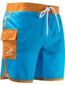 Men's Solid Bulldog Boardshort