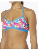 TYR Pink Women's Le Reve Trinity Top