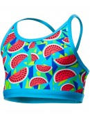 TYR Girls' Tutti Frutti Trinity Top