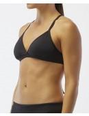 Women's Triangle Bikini Top-Solid