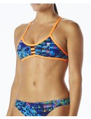 TYR Women's Machu Pacific Tieback Top