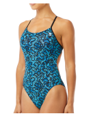 TYR Women's Burano Cutoutfit Swimsuit
