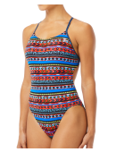 TYR Women's Santa Fe Cutoutfit Swimsuit