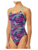 TYR Women's Teramo Cutoutfit Swimsuit
