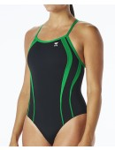 Women's Durafast One Alliance Splice Diamondfit Swimsuit