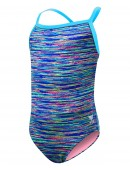 TYR Girls' Sunray Diamondfit Swimsuit