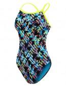 Girls' Xenon Diamondfit Swimsuit