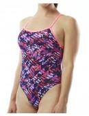 Women's TYR Pink Xenon Diamondfit Swimsuit