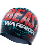 Beast Warrior Swim Cap