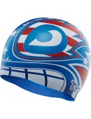 The Masked Liberator Swim Cap