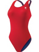 Women's TYReco Solid  Maxfit Swimsuit