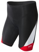 "TYR Men's 9"" Carbon Tri Shorts"