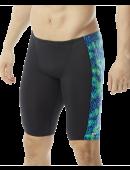 TYR Men's Glacial Hero Jammer Swimsuit