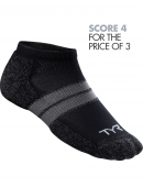 TYR Low Cut Thick Training Socks