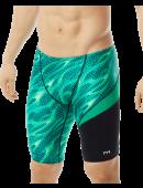 TYR Men's Reaper Wave Jammer Swimsuit