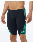 TYR Mens' Sagano Blade Splice Jammer Swimsuit