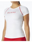 TYR Guard Women's Short Sleeve Rashguard