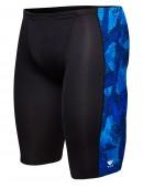 TYR Boys' Vesuvius Hero Splice Jammer Swimsuit