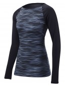 TYR Women's Belize Long Sleeve Rashguard- Arvada