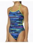 TYR Women's Fresno Crosscutfit Tieback Swimsuit