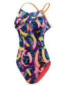 Girls' Enso Cutoutfit Swimsuit