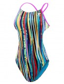 Girls' Meraki Cutoutfit Swimsuit