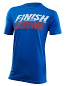 Men's Finish Strong Graphic Tee