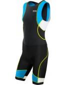 Men's Competitor Trisuit W/Back Zipper
