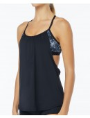 TYR Women's Shea 2 in 1 Tank-Serpiente